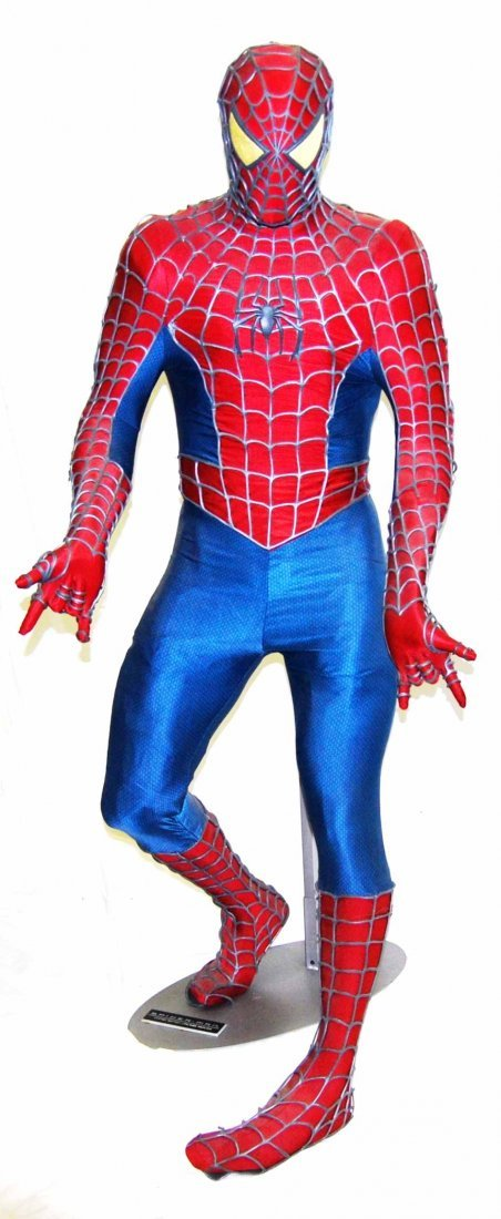 Life Sized Spider-Man Action Figure, Limited Edition