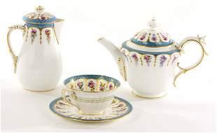 Royal Worchester Tea Set