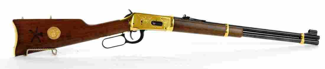 Winchester Mod 94 Lever Action Little Big Horn Rifle