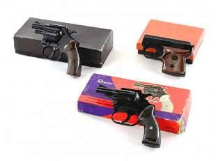 Vintage Collection of German & Italian Starter Pistols