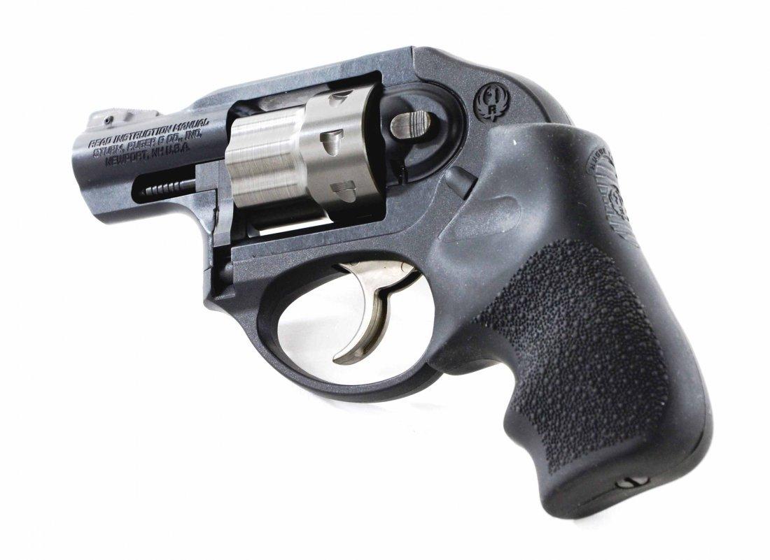 NIB Ruger LCR 8 Shot Hammerless Revolver in .22LR - 2