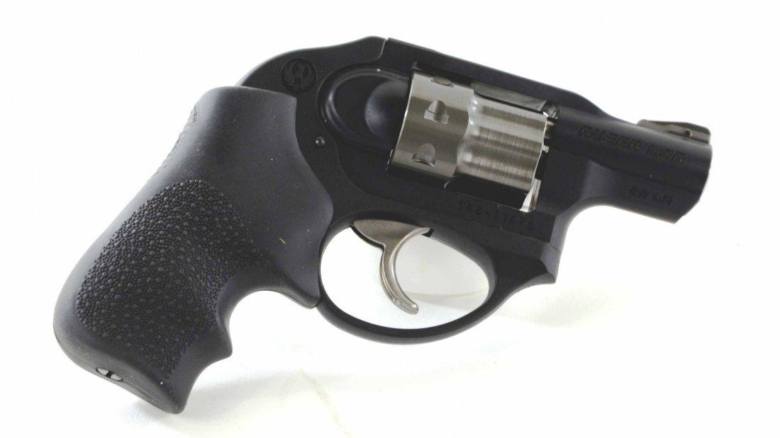 NIB Ruger LCR 8 Shot Hammerless Revolver in .22LR - 3
