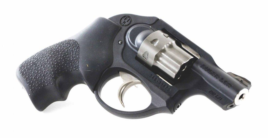 NIB Ruger LCR 8 Shot Hammerless Revolver in .22LR - 4
