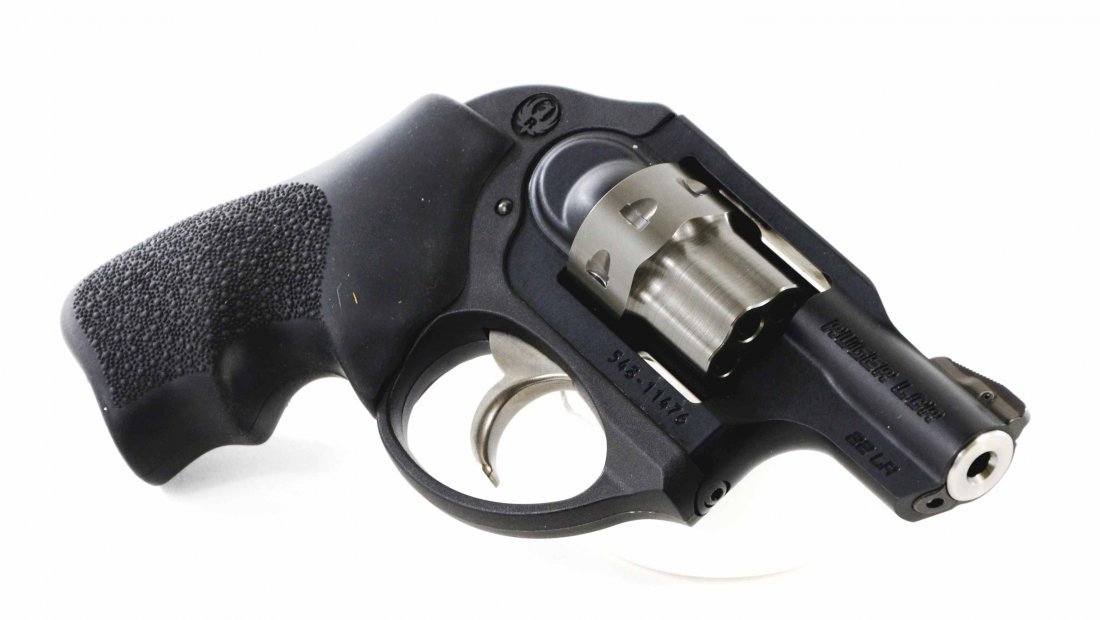 NIB Ruger LCR 8 Shot Hammerless Revolver in .22LR - 5