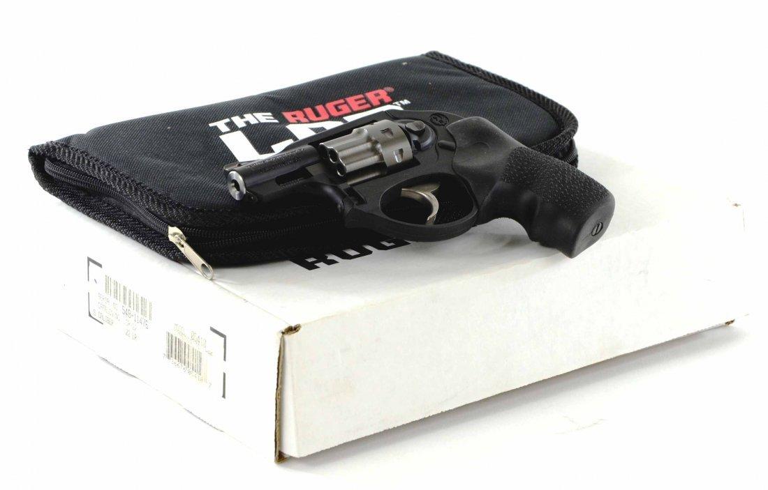 NIB Ruger LCR 8 Shot Hammerless Revolver in .22LR - 7