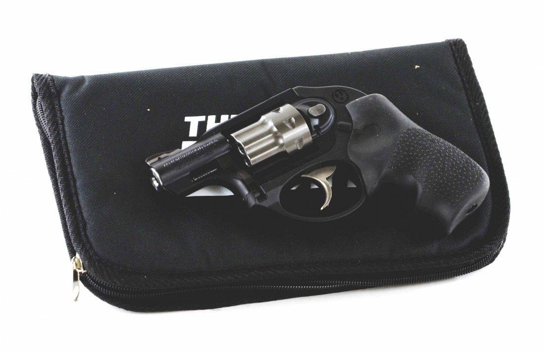 NIB Ruger LCR 8 Shot Hammerless Revolver in .22LR - 8