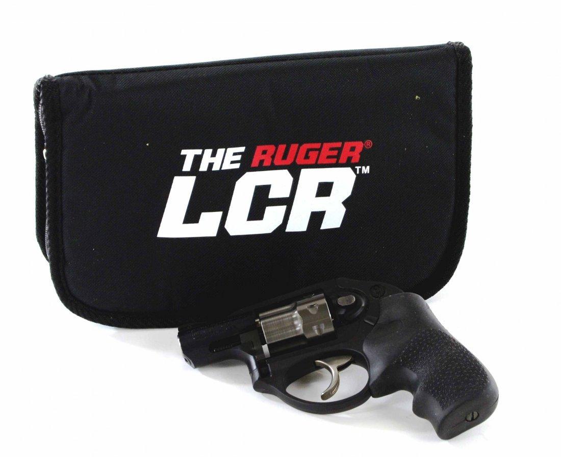 NIB Ruger LCR 8 Shot Hammerless Revolver in .22LR - 9