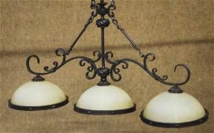 NIB Savoy House Lighting Fixture w/ 3 Globes