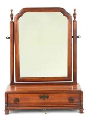 Vintage Flint & Horner Co. Gentleman's Shaving Mirror