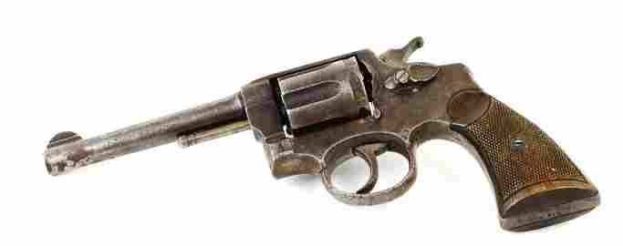 Rare 1926 Eibar Spain 32-20 W.C.F CTG, 6 Shot Revolver