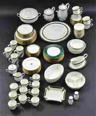 """92 Pc Set of Debut Collection """"Kelly"""" Lenox Fine China"""