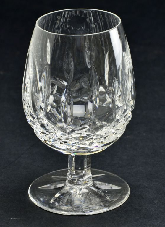 Set of 11 Waterford Cocktail & Double Lismore Glasses - 8