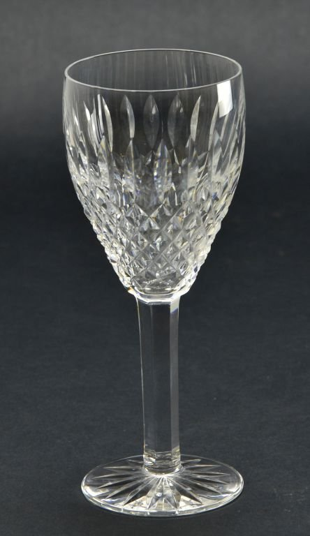 Set of 4 Waterford Stemware Crystal Castlemaine Glasses - 2