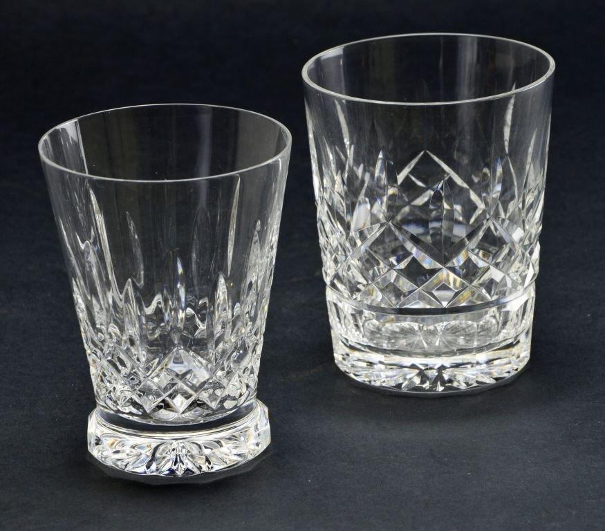Set of 11 Waterford Crystal Lismore Juice Glasses - 3