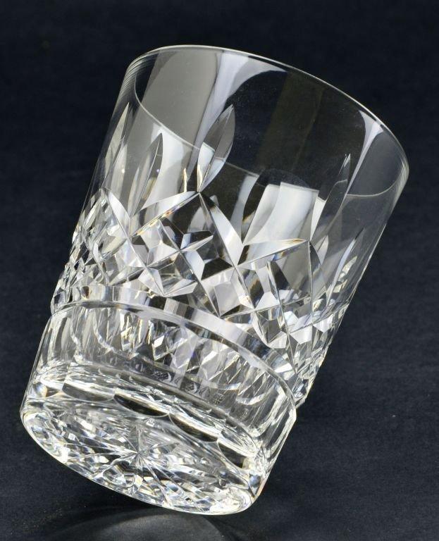 Set of 11 Waterford Crystal Lismore Juice Glasses - 4