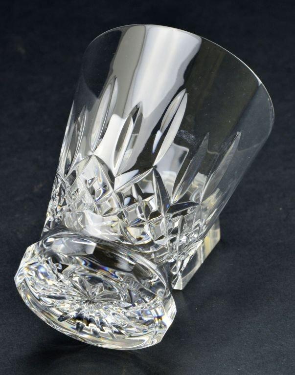 Set of 11 Waterford Crystal Lismore Juice Glasses - 5