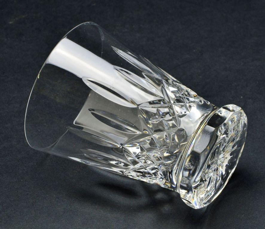 Set of 11 Waterford Crystal Lismore Juice Glasses - 6