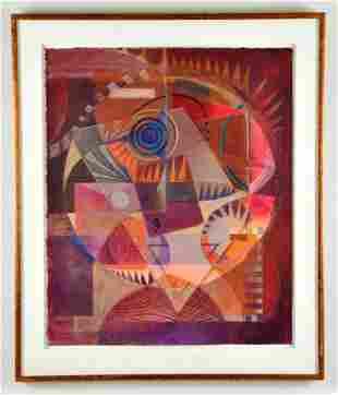 Southwestern Painting by Margarete Bagshaw Tindel