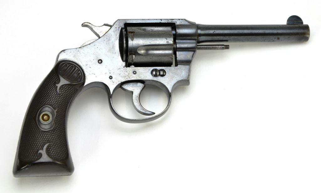 Early Colt .32 Police CTG 6 Shot Revolver - 2