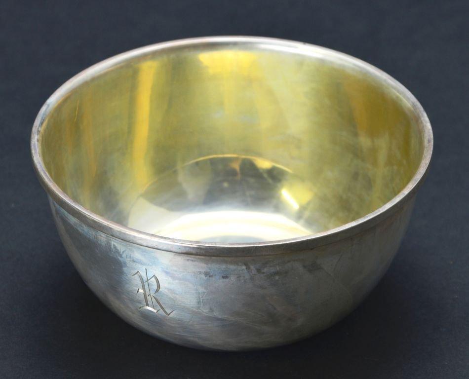 Set of 12 Vintage Sterling Silver Desert / Finger Bowls - 6