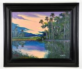 Willie Daniels, Listed Highwaymen Painting