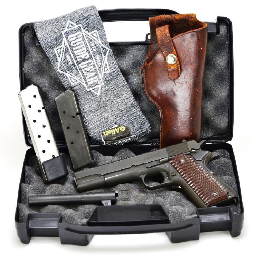 WWII Era Remington Rand M 1911 A1 US Army .45 ca Pistol