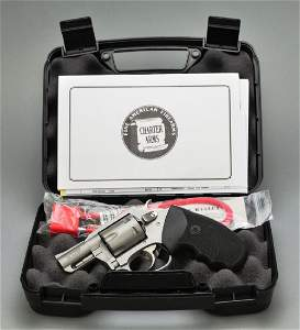 """Charter Arms """"Pathfinder"""" .22 Mag W.M.R.F. Revolver"""