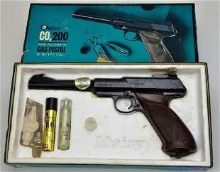 Daisy CO2/200 Semi-Automatic Gas Pistol BB / .177 Cal