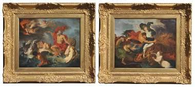 Maler der 2. Hälfte des 19. Jh./Pittore della seconda