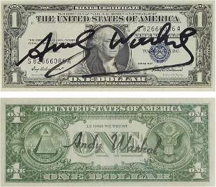 Andy Warhol (Pittsburg 1928 – New York 1987)