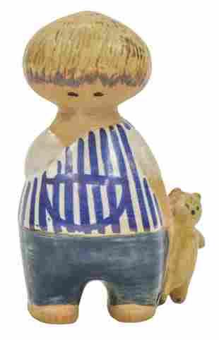 Lisa Larrson Figural Stoneware for Gustavsberg