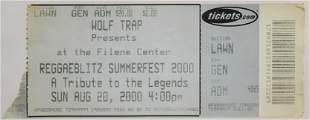 Reggaeblitz Summerfest Concert Ticket