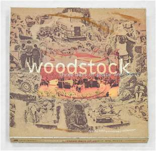 Woodstock Three Days of Peace & Music