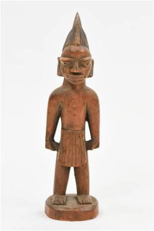 Ibeji Style African Figure