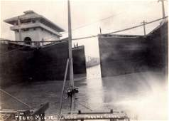 Miguel Locks, Panama Canal