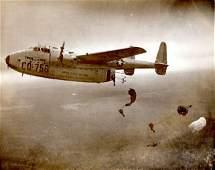 WW2 troop transport