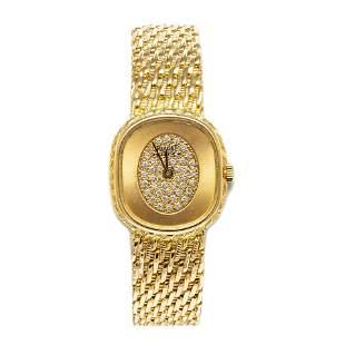 Piaget - 18k Yellow Gold - 8968 P31 - Women
