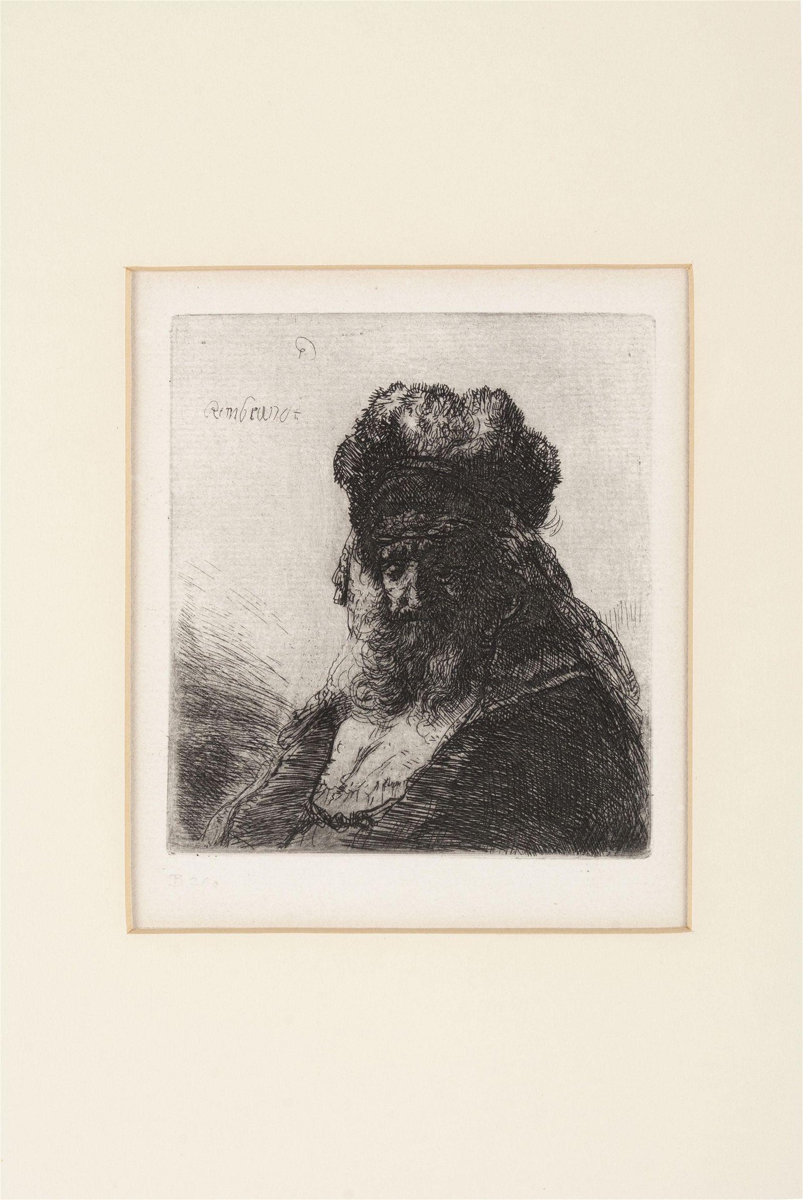 REMBRANDT HARMENSZ. VAN RIJN (DUTCH, 1606-1669)