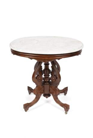 VICTORIAN PARLOR TABLE