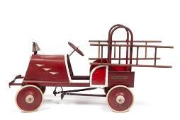 1935 FIRE PATROL PEDAL CAR