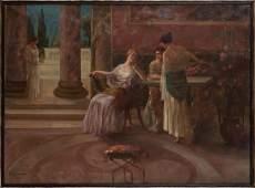 EDUARD ANSEN-HOFFMAN (GERMAN/AUSTRIAN,1820-1904)