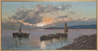 DE LUCA (ITALIAN, 20TH CENTURY)