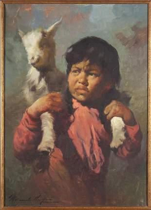 MORANDO LUQUE (ARGENTINIAN, B. 1915)