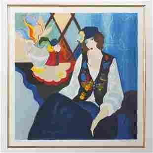 ITZCHAK ISSAC TARKAY (SERBIAN/ISRAELI, 1935-2012)