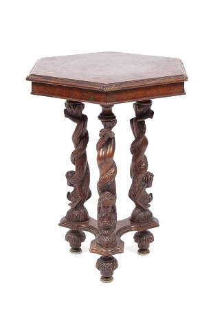 DOLPHIN SIDE TABLE
