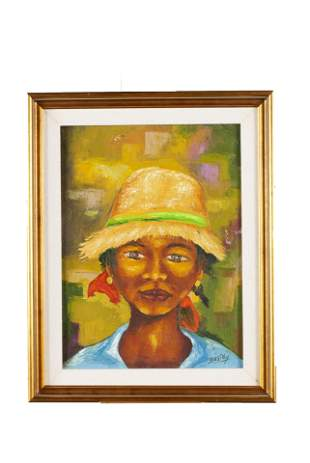 EMMANUEL DOSTALY (HAITI, 1947-)