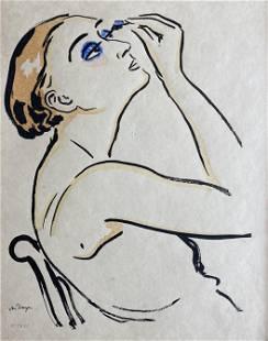 Kees van Dongen (DU, 1877-1968)