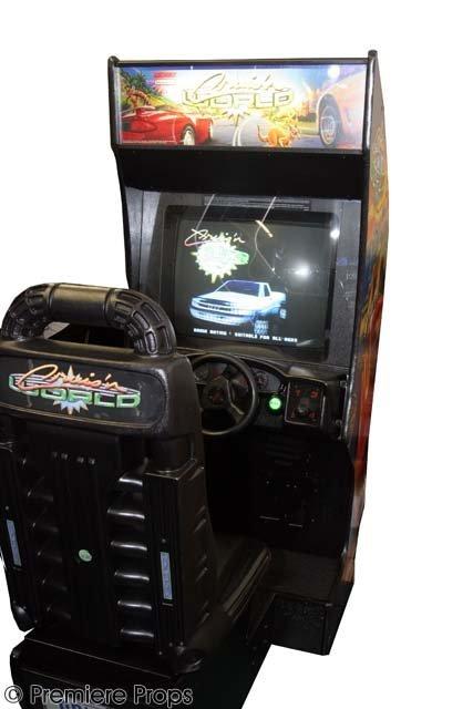 106: Cruis'n World Arcade Game