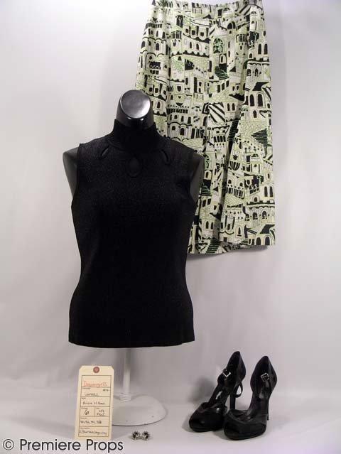 108: DREAMGIRLS - Lorrell's (Anika Noni Rose) Costume