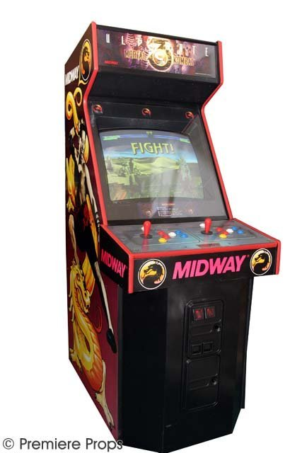 Ultimate Mortal Kombat 3 Arcade Game